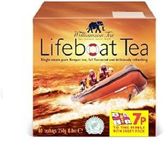 Lifeboat Tea - 80ct Bags