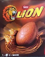 Lion Large Egg - 280g - Sold Out 2020