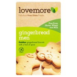 GF Lovemore Gingerbread Men - 150g - Sold Out 2020