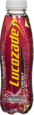 Lucozade Wild Cherry - 380mL - BB March 2021 - Sold Out