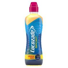Lucozade Sport Mango & Passion Fruit - 500ml - BB March 2021