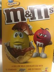 Peanut M&M's Medium Egg - 175g - Sold out 2020