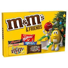 M&M's & Friends Medium Selection Box - 144g - Sold Out