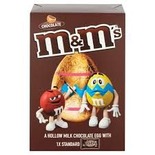 M&M's Chocolate Medium Egg - 135g - Sold Out 2020