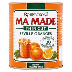 Robertson's Ma Made Seville Oranges - Thin Cut - 850g - 4 In Stock