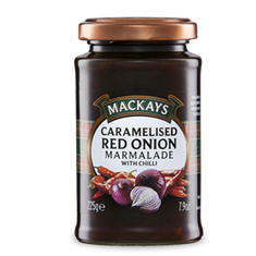 Mackays Caramelised Red Onion & Chili Chutney  - 225g - Sold Out