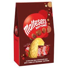 Maltesers Buttons Luxury Egg - 274g - Sold Out 2021