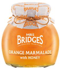Mrs. Bridges Orange Marmalade with Honey - 340g