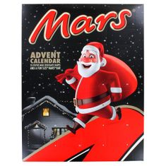 Mars Advent Calendar - 111g - Sold Out