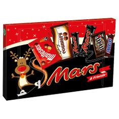 Mars & Friends Selection Box - 144g - Sold Out