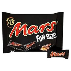 Mars Funsize Collection - 250g - Sold Out 2020
