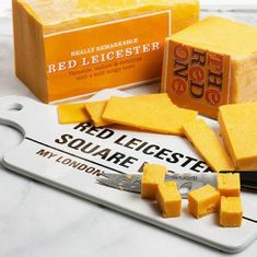 Mature Red Leicester