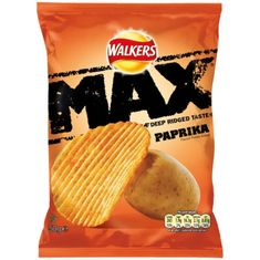 Walkers Max Paprika - 50g - Sold Out
