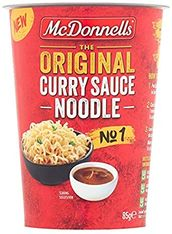 McDonnells Original Curry Sauce Noodle - 85g