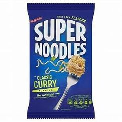 McDonnells Super Noodles Classic Curry - 100g - 4 In Stock