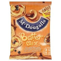 McDougalls Yorkshire and Pancake Batter Mix  - Sold Out