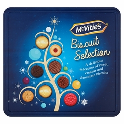 McVitie's Biscuit Selection Tin - 400g - Sold Out