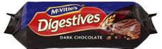 McVitie's  Digestives Dark (Plain) Chocolate - 266g-sold out