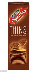 McVitie's Digestives Thins Milk Chocolate - 180g - Sold Out