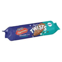 McVitie's Digestives Twists - 276g - Sold Out