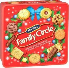 McVitie's Family Circle Tub - 900g - Sold Out