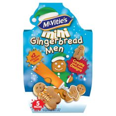 McVitie's Gingerbread Icing Kit - 95g - Sold Out