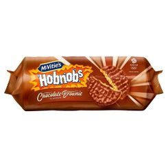 McVitie's Hobnobs Chocolate Brownie - 262g- Out of stock