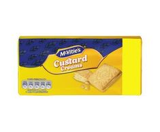 McVitie's Custard Creams - Sold Out