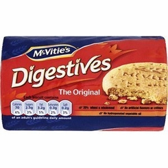 McVitie's Digestives Original - 250g - Sold Out
