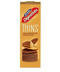 McVities Digestives Thins Cappuccino - 180g - Sold Out