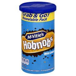 McVitie's Hobnobs Milk Chocolate Grab & Go Pack - 205g - Sold Out