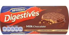 McVitie's Digestives Milk Chocolate - 266g  - Sold Out