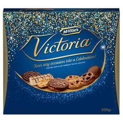 McVities Victoria Biscuit Selection - 550g - Sold Out