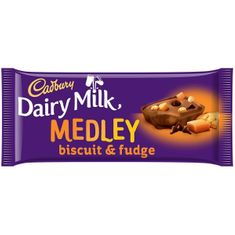 Medley Biscuit and Fudge - 93g - Sold Out