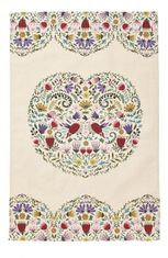 Melody Cotton Tea Towel - 2 In Stock