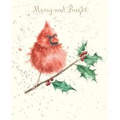 'Merry and Bright' Card - Sold Out