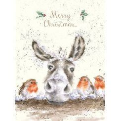 'Merry Christmas' Card - Sold Out