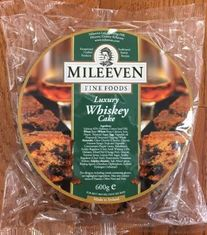 Mileeven Luxury Whiskey Cake - 600g - Sold Out