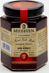 Mileeven Summer Fruits & Irish Whiskey Preseve - 225g