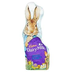 Dairy Milk Chocolate Large Hollow Bunny - 100g - Sold Out 2021