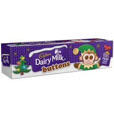 Dairy Milk Buttons Tube - 72g - Sold Out