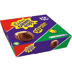 Dairy Milk Creme Egg - 10pk - 400g - Sold Out 2021