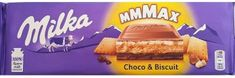 Milka Choco & Biscuit Chocolate Bar - 300g - Sold Out