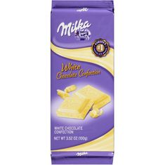 Milka - White Chocolate Confection 100g- Sold Out