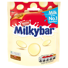 Milkybar Giant Buttons Pouch - 103g- Sold Out