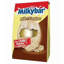 Milkybar Milk & Cookies Egg - Sold Out 2020