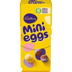 Mini Eggs Carton - 38.3g - Sold Out 2021