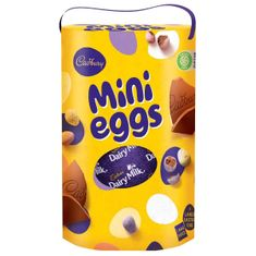 Cadbury Mini Eggs Thoughtful Gesture Large Egg - 231g - Sold Out 2021