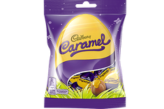 Mini Milk Chocolate and Caramel Egg Bag - not available this year