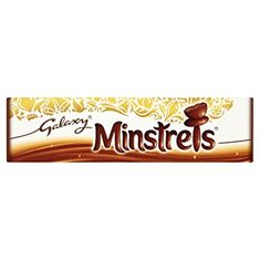 Galaxy Minstrels Tube - 84g - Sold Out